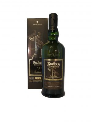 Ardbeg 2009 Supernova 700ml 58