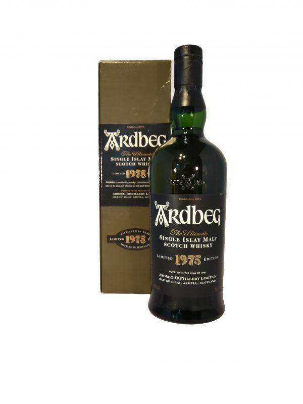 Ardbeg 1975 Distillery bottling 700ml 43%