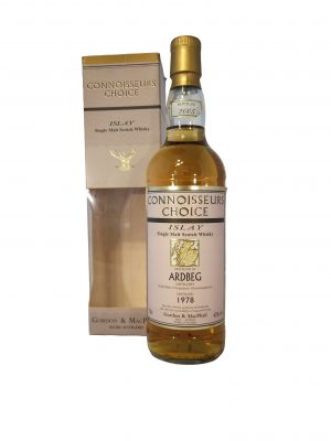 Ardbeg 1978 GM Connoisseurs Choice 700ml 43%