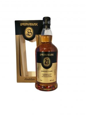 Springbank 21 years old 700ml 48%