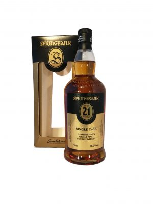 Springbank 21 years old 700ml 48