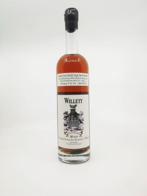 Willett Family Estate 6 year old wax top