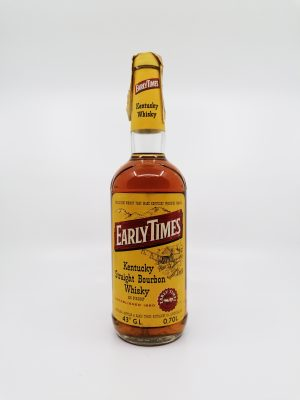 Early Times 1977 700ml 43%