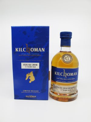 Kilchoman 2007 for Feis Ile 2018 700ml 55