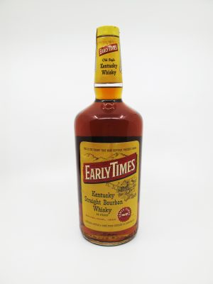 Early Times 1972 imperial quart 1140ml 43%