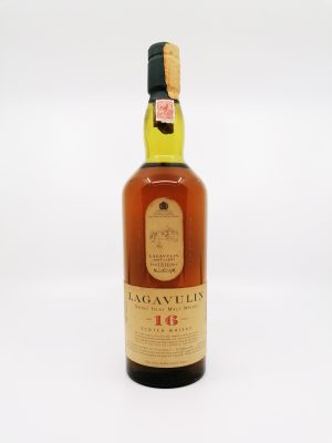 Lagavulin 16 years old White Horse 1984-1985 750ml 43%