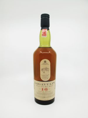 Lagavulin 16 years old White Horse 1980's 750ml 43%