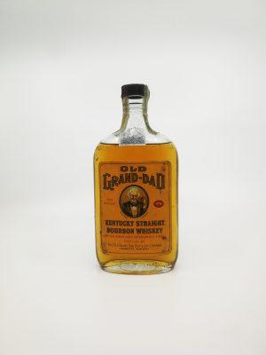 Old Grand Dad 1945 BIB pint 500ml 50%