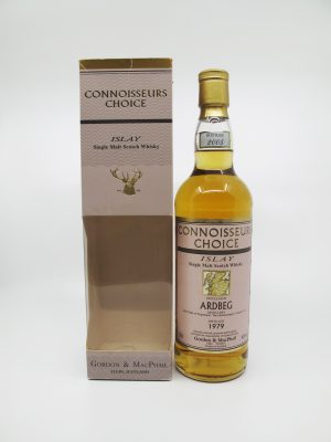 Ardbeg 1979 GM Connoisseurs Choice 700ml 43%