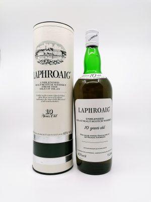 Laphroaig Unblended