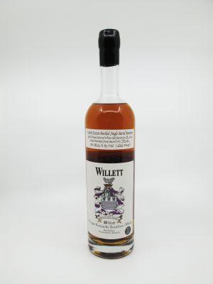 Willett Family Estate 4yo bourbon 750ml 59