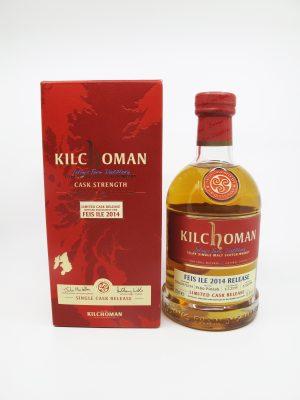 Kilchoman 2009 for Feis Ile 2014 700ml 58