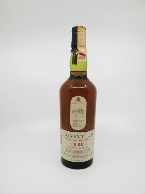 Lagavulin 16 years old White Horse 750ml 43%
