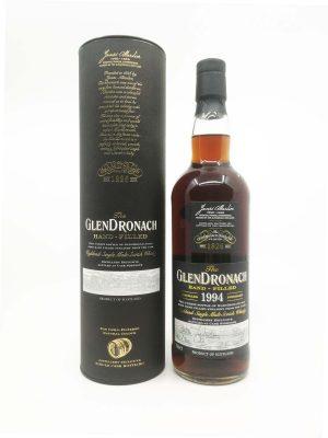 Glendronach 1994 hand filled cask 3200 700ml 58