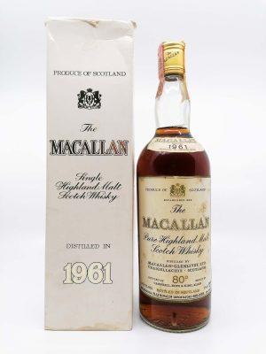 Macallan 1961 OB