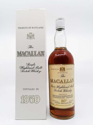 Macallan 1959 OB