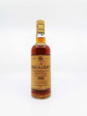 Macallan 1964-1982 Special Selection 700ml 43%