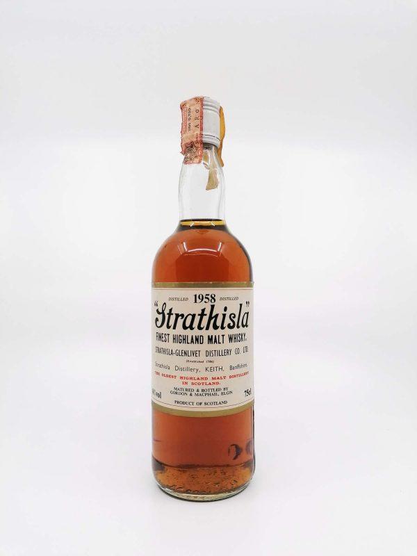 Strathisla 1958 Gordon & MacPhail 700ml 40%