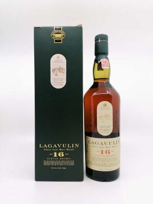 Lagavulin 16 years old White Horse 1990's 700ml 43%