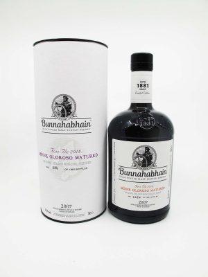 Bunnahabhain 2007 Mòine for Feis Ile 2018 700ml 59