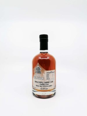 Springbank 24 years old cask 11 500ml 49%