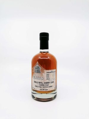 Springbank 24 years old cask 14 500ml 52