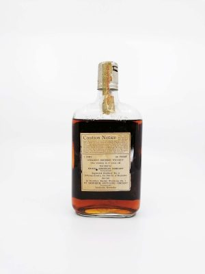 17 years old BIB 100 proof prohibition era 500ml 50%