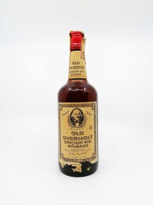 Old Overholt 1967 exports