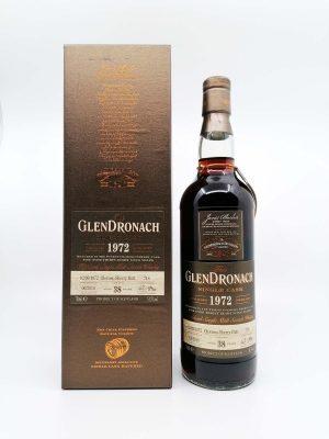 Glendronach 1972-2010