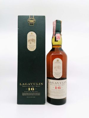 Lagavulin 16 years old White Horse 1980's 700ml 43%