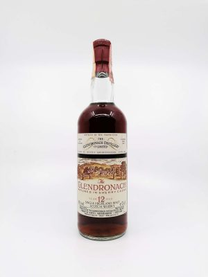 Glendronach 12 years old Previ import 750ml 43%