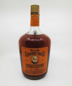 Old Grand Dad 1968 Half gallon handle 1893ml 43%