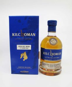 Kilchoman 2007 for Feis Ile 2018 700ml 55