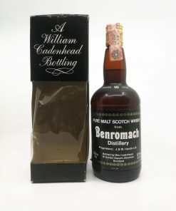 Benromach 16 years old Cadenhead dumpy 750ml 45