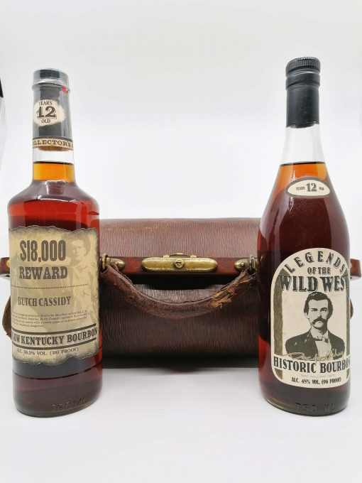Kentucky Bourbon Distillers Legends of the Wild West