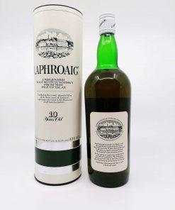 early 80's bottling 1000ml 43%