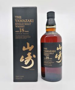 Yamazaki 18 years old 700ml 43%
