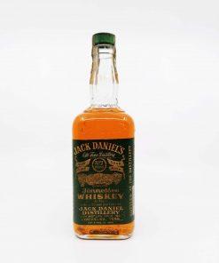 Jack Daniels 1973 Green Label 757ml 45%