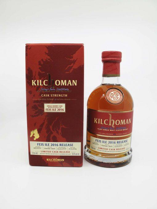 Kilchoman 2007 for Feis Ile 2016 700ml 56