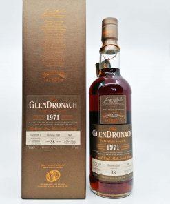 Glendronach 1971-2009