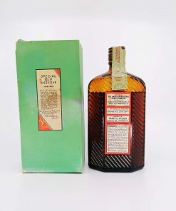Special Old Reserve 1916-1933 by Harry E. Wilken 500ml 50%