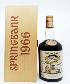 Springbank 1966-1990 Local Barley cask 441 700ml 60