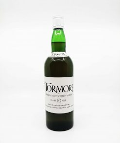 Tormore 10 years old Markenimport 750ml 43%