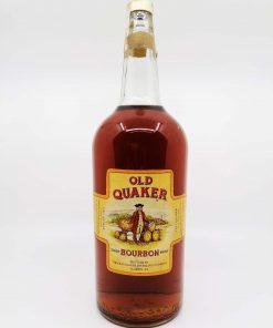 Old Quaker 1968 half gallon