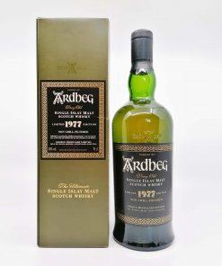 Ardbeg 1977 distillery bottling 700ml 46%