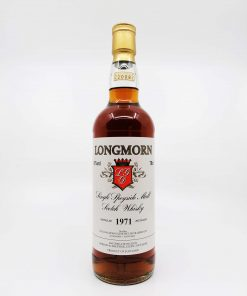 Longmorn 1971-2008 Gordon & MacPhail 700ml 43%