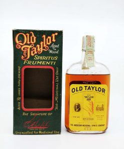 Old Taylor 1917-1933