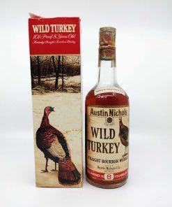 Wild Turkey 1965 New York 8yo
