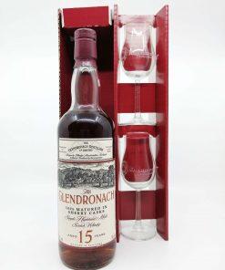 Glendronach 15 years old 90's version 700ml 40%