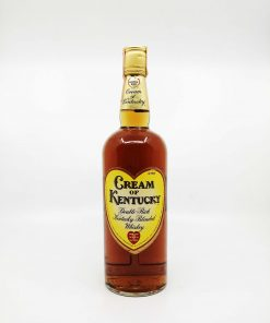 Cream of Kentucky 4 years old blended 750ml 40%